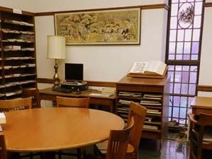Southeast Asia Reading Room